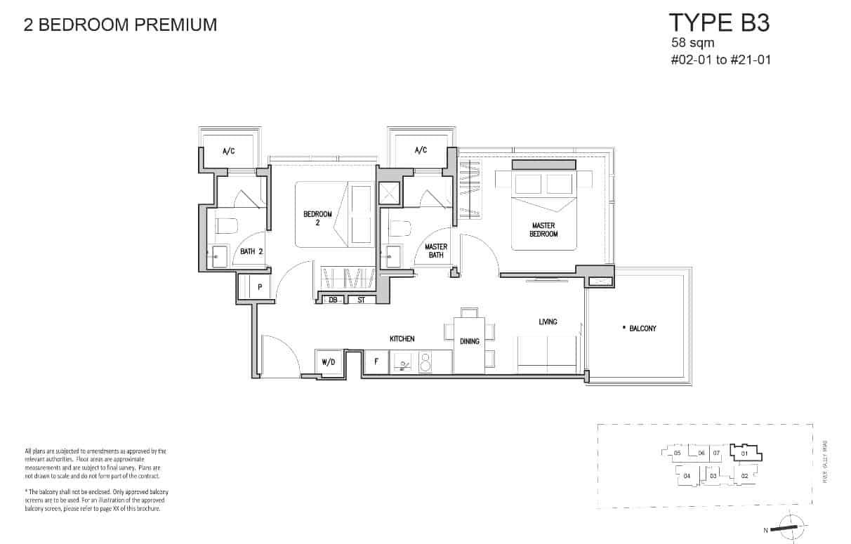 RV-Altitude-Floor-Plan-2-Bedroom-Premium-B3
