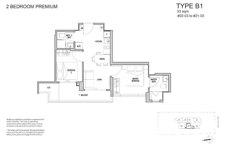 RV-Altitude-Floor-Plan-2-Bedroom-Premium